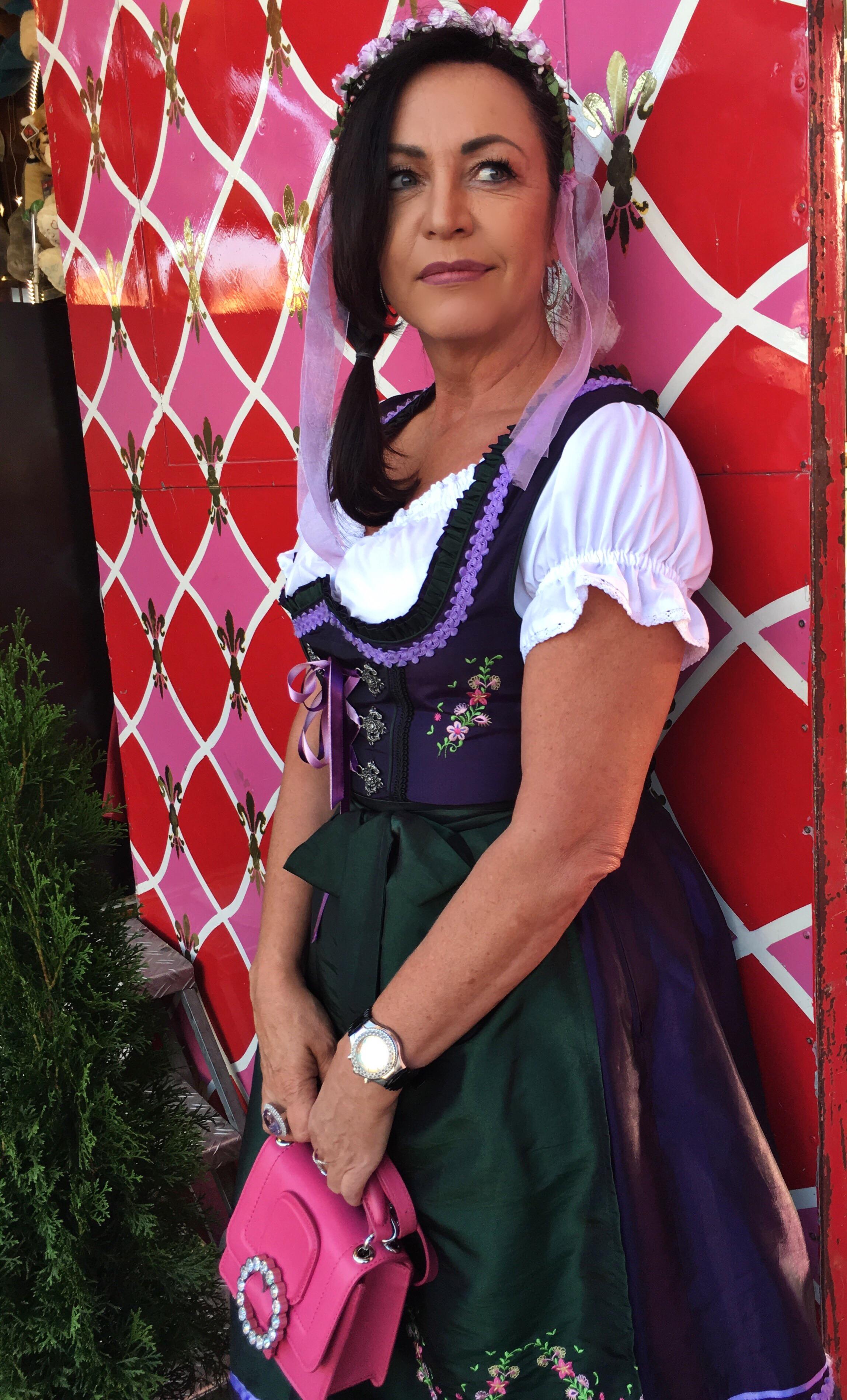 Dirndl, Tracht, München, Bayern, Wiesn, Oktoberfest