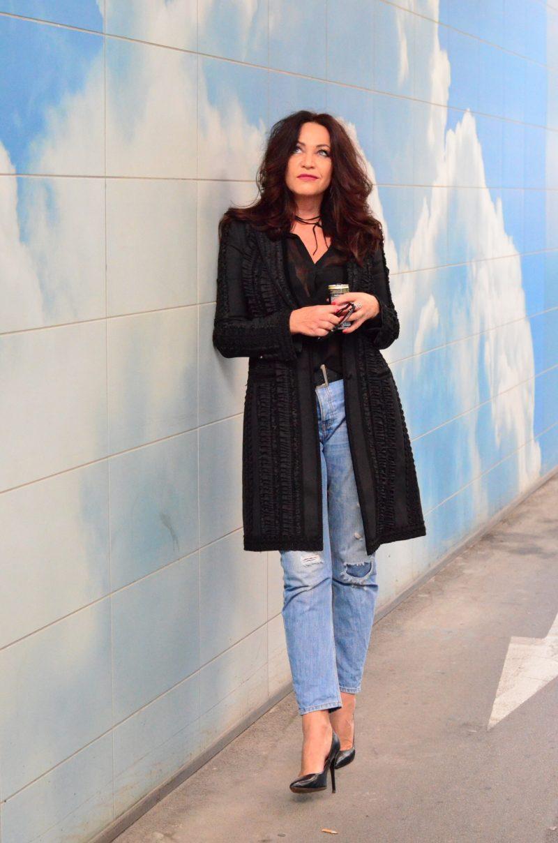 Trend, Style, Mango Jenas, Dolce & Gabbana Coar, Blazer, Fashion, Ruffles
