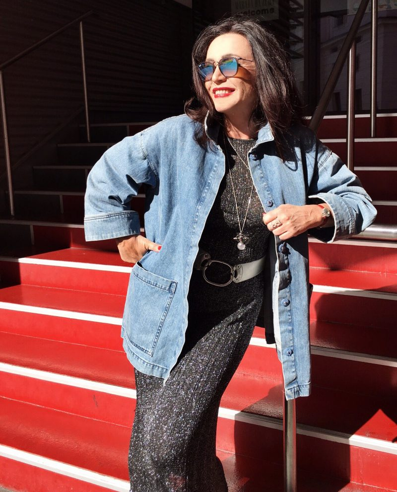 Blueprint, Zara, Prada, Ganni, Ray Ban, Style, Silver