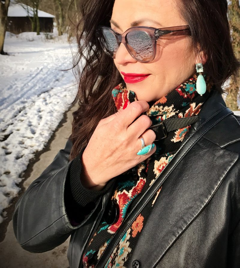 Patrizia Pepe, Versace, Oliver Peoples, Fashioblog Augsburg