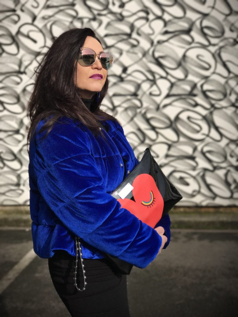 Puffa, Sonja Rykiel, Dior, Dior Shades, Date, Michael kors shoes, Bag, ageless Style