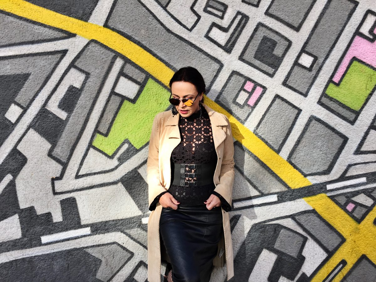Mango, Dior, Wolford, Streetstyle, streetwear