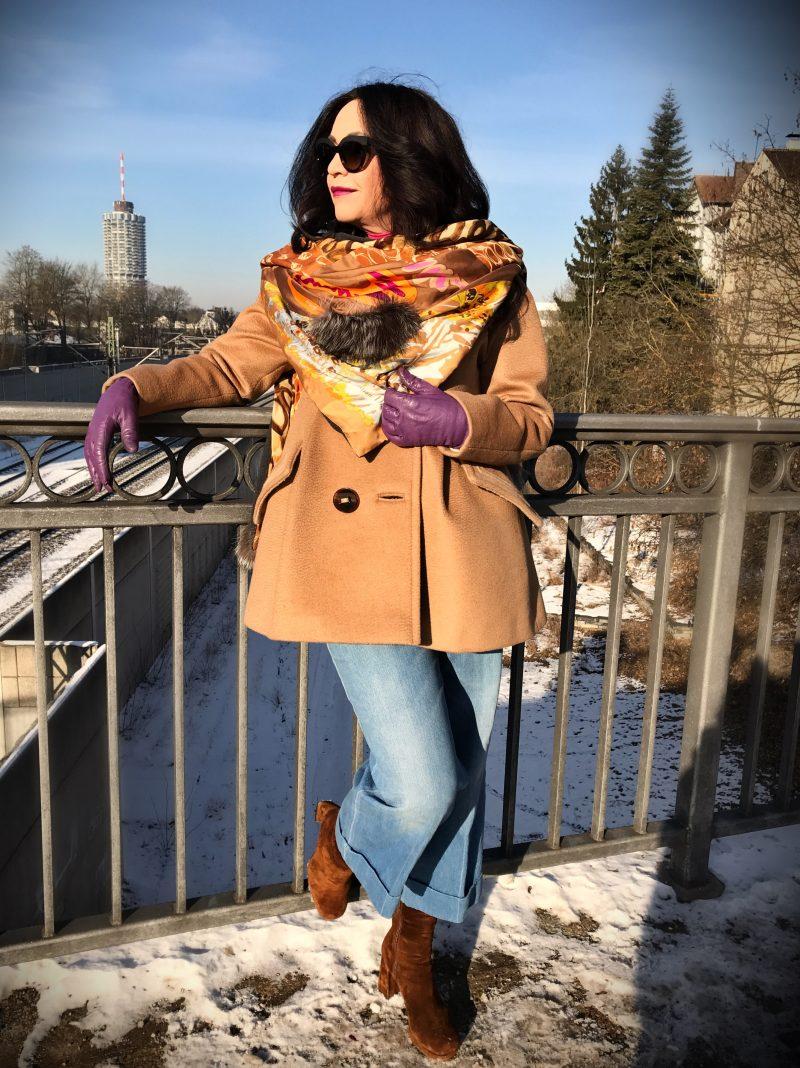 Fendi, Gucci, Dior, Christian Dior, Foulard, Style, Fashionblog Augsburg