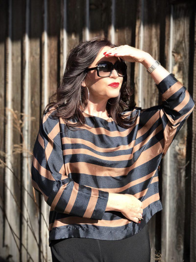 Zara, Cazal, Mango, Prada, Fashionblog, ageless