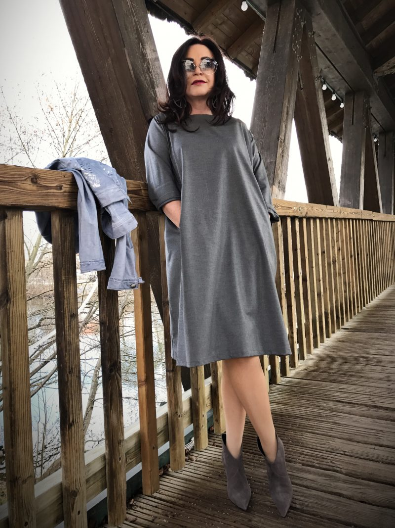Marc Jacobs, Grey, Style, ageless fashionblog