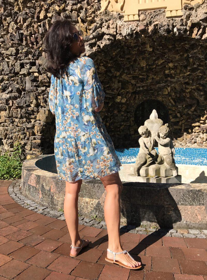 Summerdress, Ambra, Summerlook, Silk, Marc Jacobs, Dianetten, Style for Ladies, Bekleidung, Damenmode, Trend 2017