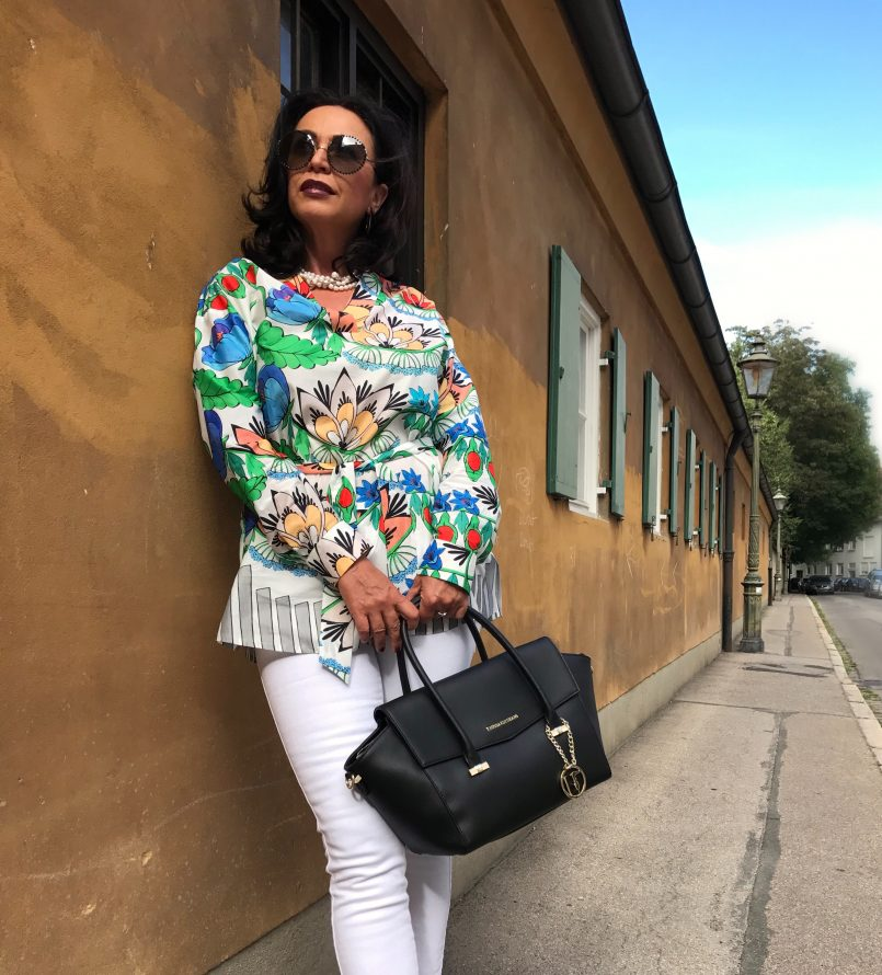 Marciano, Gucci, Trussardi, Marc Jacobs, Renate Knauer, schmuck, Mode, fashion, fashionblogger, eyewearblogger, style for Ladies, Handtaschen, Fashionblog, Modeblog, ageless style, Jeans, Jaques Britt, Bekleidung,