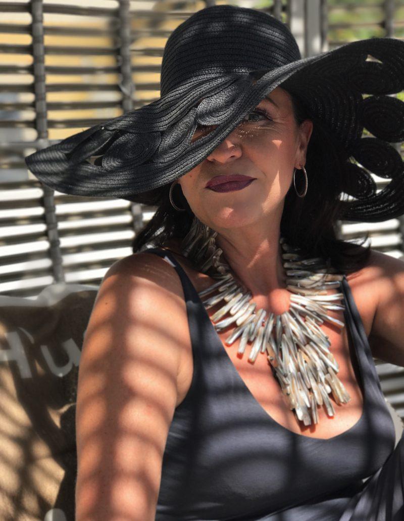 renate Knauer schmuck, Jewelry Velvet, Sam Edelman, style for ladies, fashionblog, hat, Helene Berman, Bekleidung, Damenmode, ageless style, bestage