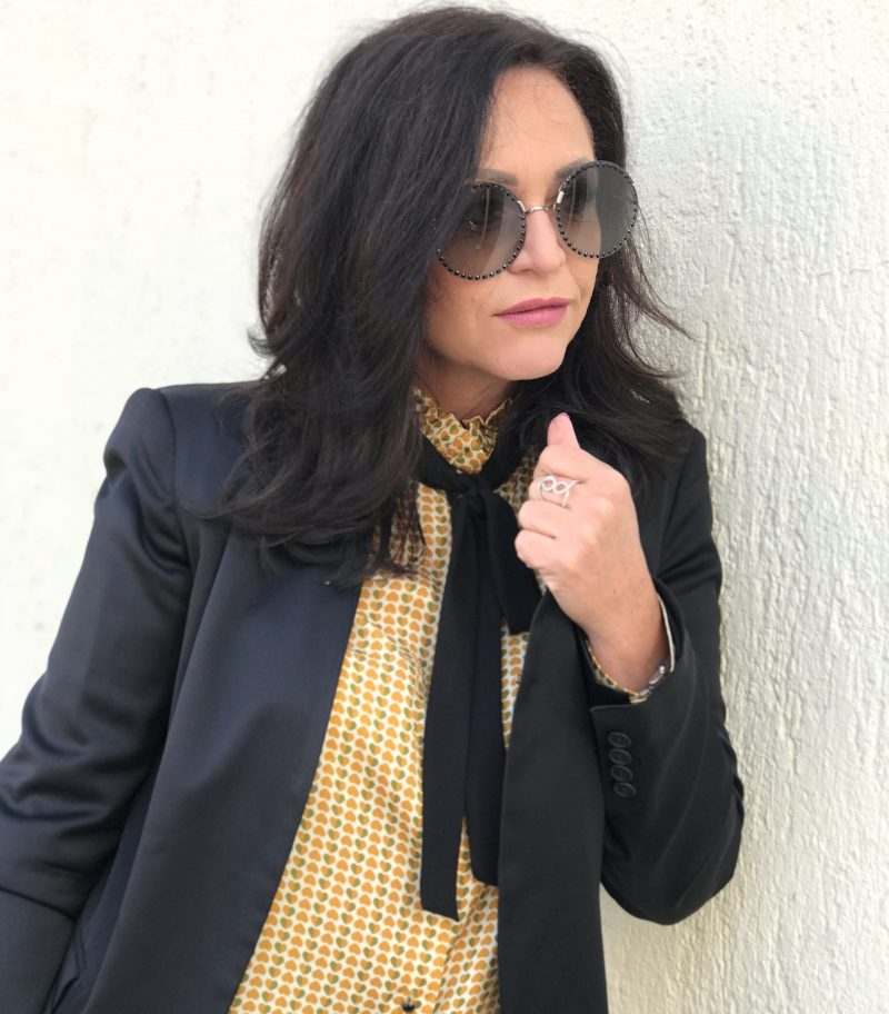 Shopping Queen, Shopping Queen outfit, Biancoghiacco, Soyaconcept, italian fashion, style for Ladies, Prada, Marc Jacobs, Torobella, fancy style, ageless fashion,
