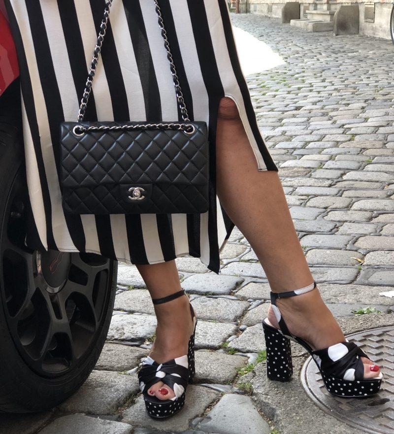 Rinascimento Top, Mango skirt, Chanel bag, Mango shoes, Marc Jacobs sunglasses, mystyle, eyewearblogger, bestage, ageless fashion, style for ladies, streetchic, streetstyle, designerwear, Fashionblog Augsburg, streetfashion, Damenmode, Bekleidung