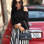 Rinascimento Top, Mango skirt, Chanel bag, Mango shoes, Marc Jacobs sunglasses, mystyle, eyewearblogger, bestage, ageless fashion, style for ladies, streetchic, streetstyle, designerwear, Fashionblog Augsburg, streetfashion, Damenmode, Bekleidung