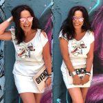 Mango dress, fancy bow, Sergio Rossi shoes, Givenchy bag, Ray Ban sunglasses, style at any age, mystyle, summerdress, ageless fashion, bestage, antiaging, eyewearblogger, eyewearfashion, style for ladies, Fashionblog Augsburg