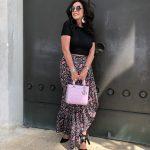 Bash Paris skirt, Dior Bag, Asos shoes, Zara top, Marc Jacobs shades, eyewearblogger, bestage, ageless fashion, style for Ladies, summerlook, streeetchic, streetwear, summerstyle, Damenmode, Bekleidung, Fashionblog Augsburg