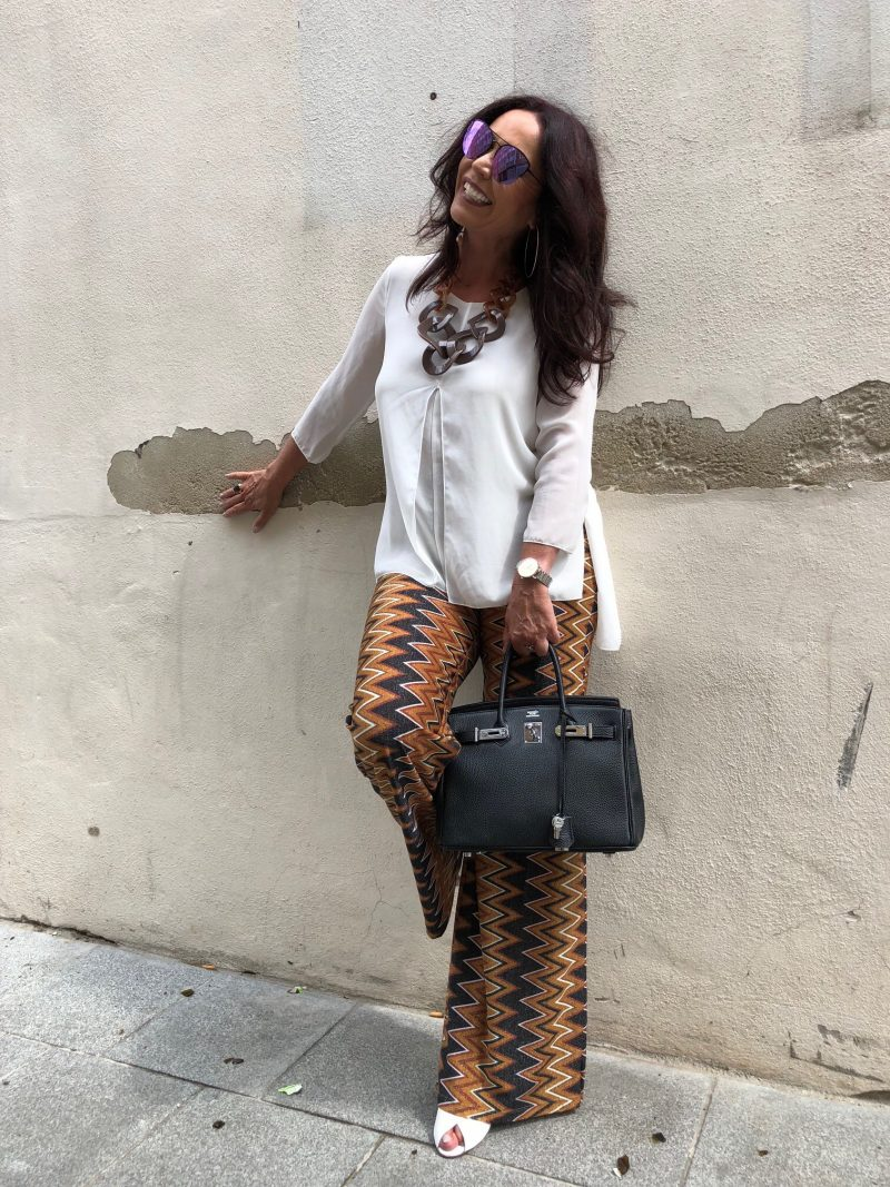 Missoni pants, Hermes Bag, Mango Top, MVMT shades, Mystyle, streetwear, ageless fashion, style for ladies, designerwear, fashionblog Augsburg, bestage, styleatanyage, Bekleidung, Damenmode