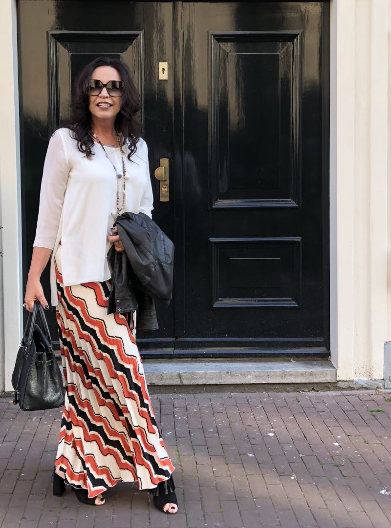 Biancoghiacco pants, italian fashion, Mango, Nine West shoes, Hermes bag, Saint Laurent Shades, Grace Fashion necklace, Fashionblog Augsburg, Ageless fashion, eyewearblogger, Modeblogger, trip, traveling, streetstyle, streetwear, pfw