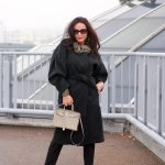 Hermès meets YSL, Prada sunglasses, Prada shoes, Mango coat, YSL blouse, leoprint, fashionweek, pfw, styleinspiration, ageless fashion, fashionblog Augsburg, ageless style, bestage, fall outfit, fashionblogger, over50