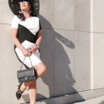 Bnw, Rinascimento dress, Chanel bag, Gucci shoes, jewelryblogger, black and white, summerdress, YSL, Saint Laurent shades, eyeweardesign, fashionblog Augsburg, bestage, over50, over50blogger, summerstyle, streetfashion