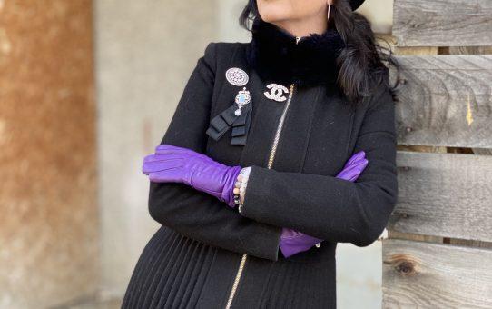Purple Accessoires