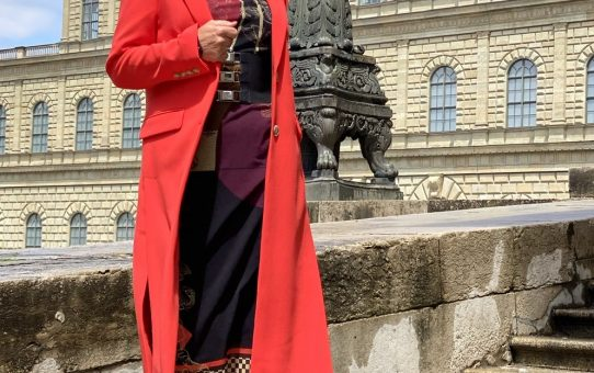 Beaumont coat
