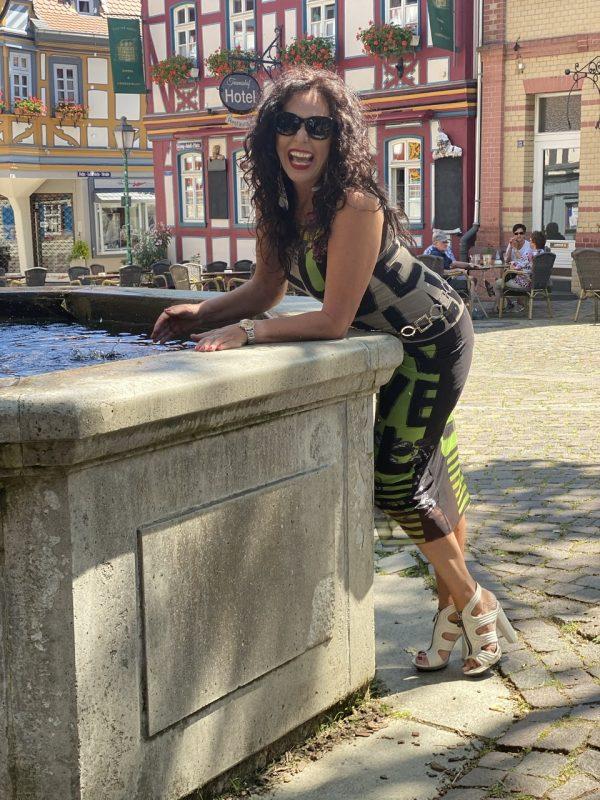 Ro Skinwear dress, mystyle, Grace fashion,  Summerdress, Summeroutfit, my style, Streetstyle, Italian fashion, italia moda, Cochastyle, Fashionblog Augsburg