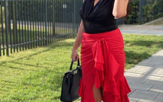 Intermix skirt